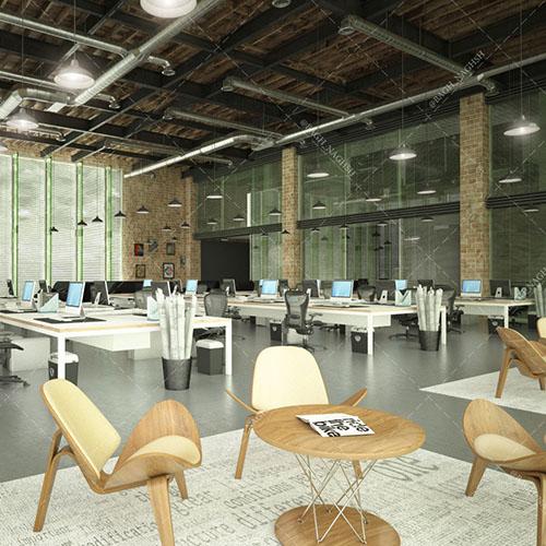 طراحی ساختمان اداری ویندهام